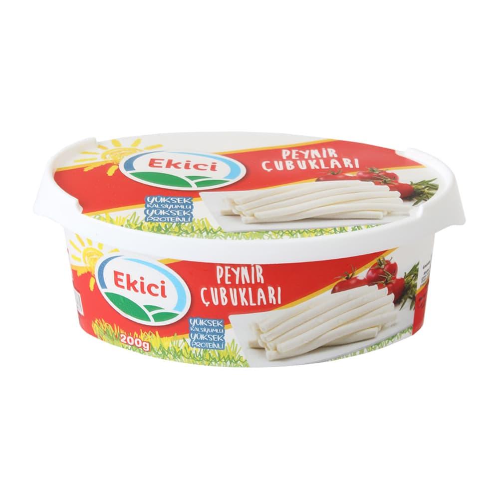 Ekici Çubuk Peynir 200 gr ürünü