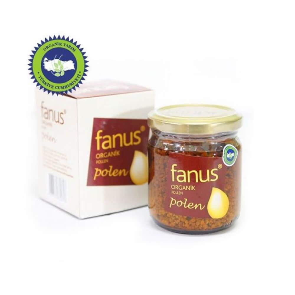 Fanus Organik Polen 100 gr ürünü