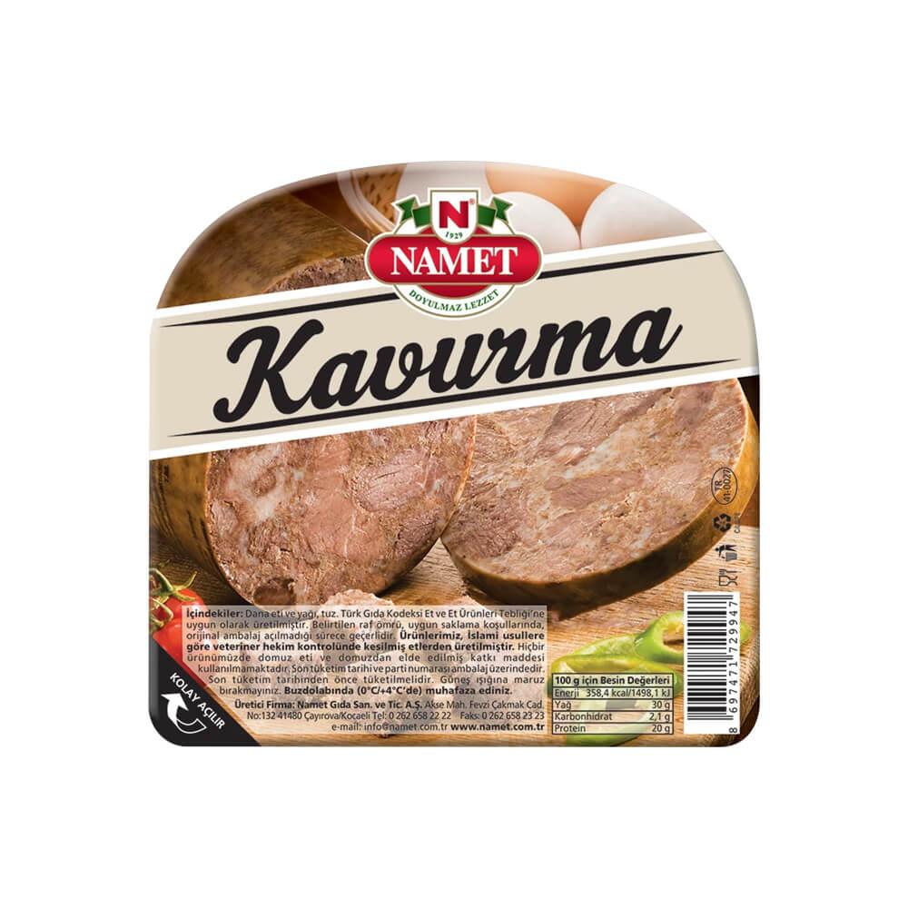 Namet Kavurma 80 gr ürünü