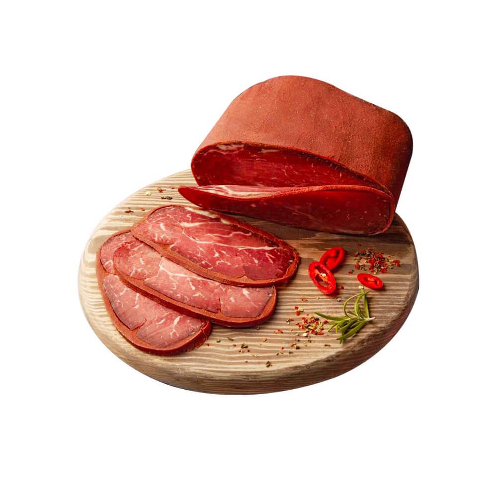 Namet Dilimli Seçme Pastırma 120 gr ürünü
