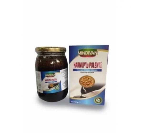 Mindivan Harnuplu Polenli Macun Muzlu 450 gr ürünü