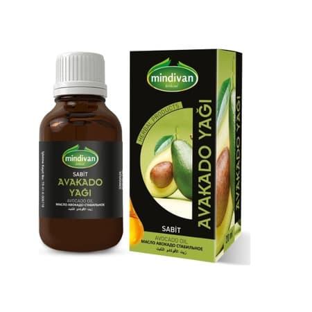 Mindivan Avokado Yağı 20 ml ürünü
