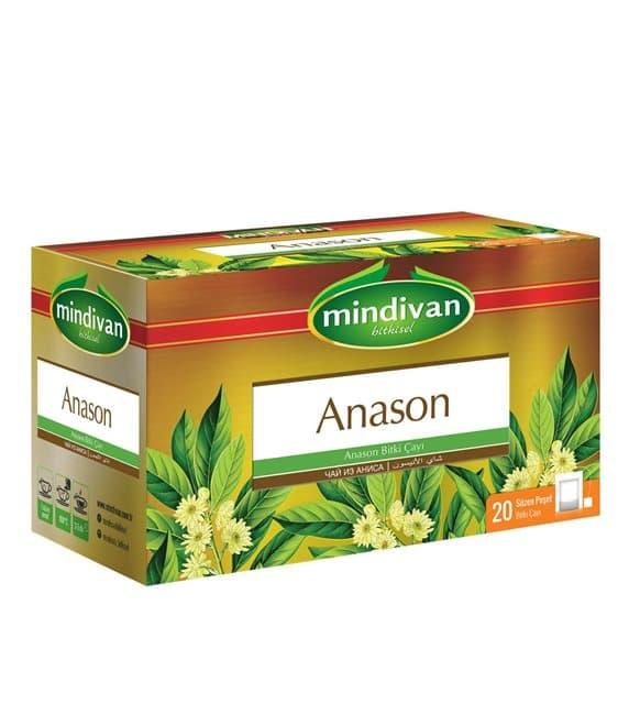 Mindivan Anason Çayı 20'li ürünü