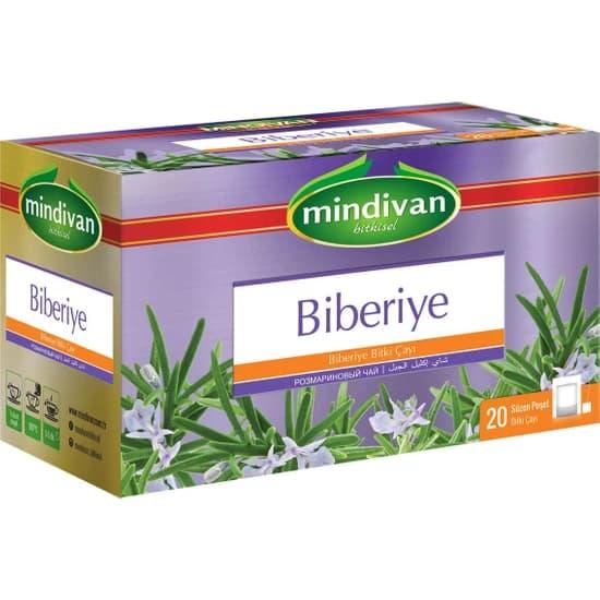 Mindivan Biberiye Çayı 20'li ürünü