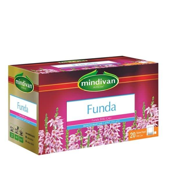 Mindivan Funda Çayı 20'li ürünü
