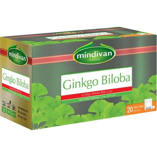 Mindivan Ginkgo Biloba Çayı 20'li ürünü