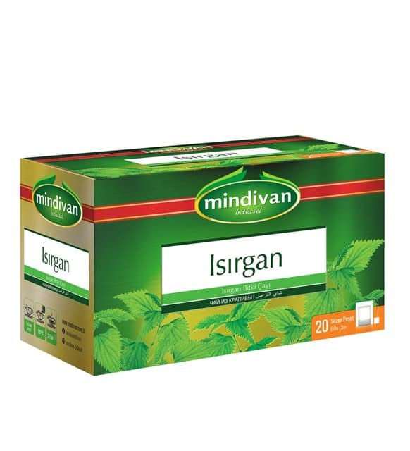Mindivan Isırgan Çayı 20'li ürünü