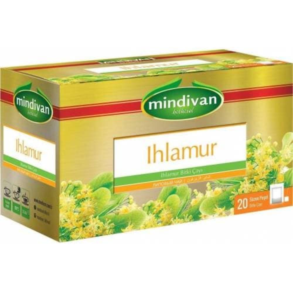 Mindivan Ihlamur Çayı 20'li ürünü