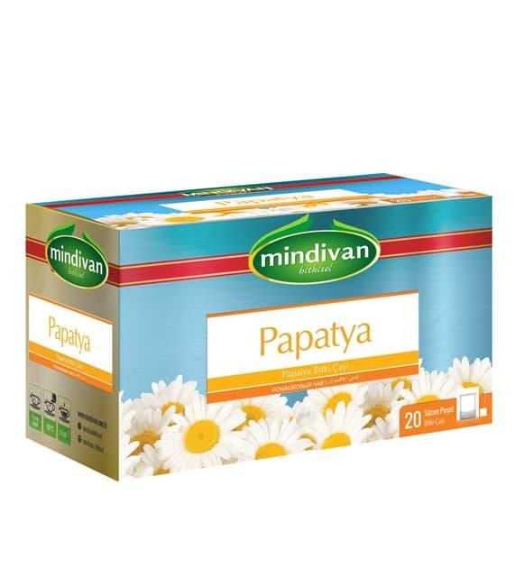 Mindivan Papatya Çayı 20'li ürünü