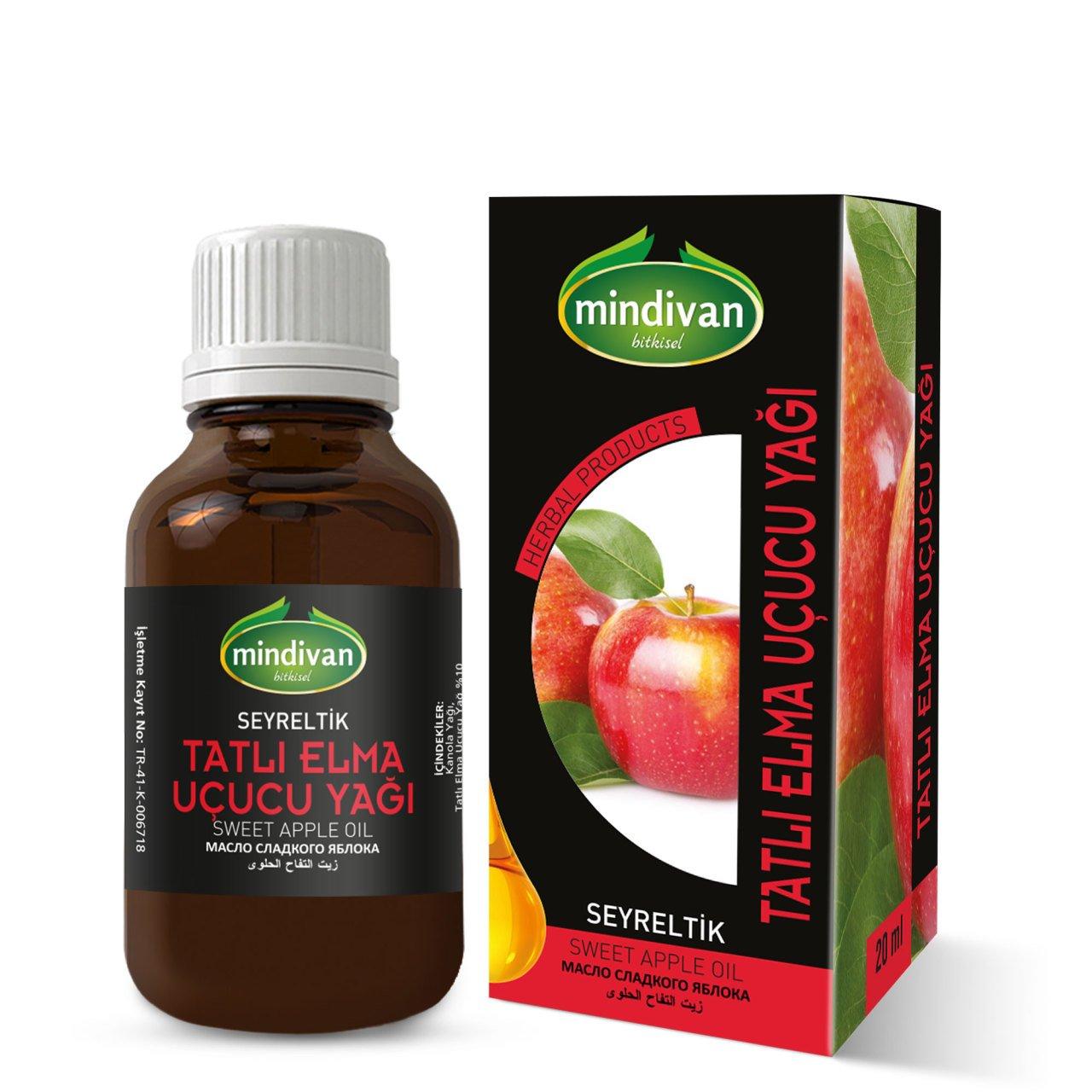 Mindivan Tatlı Elma Yağı 20 ml ürünü