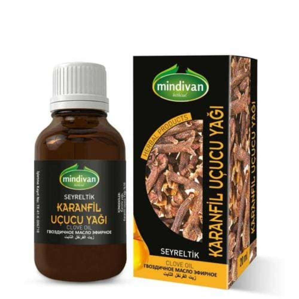 Mindivan Karanfil Yağı 20 ml ürünü