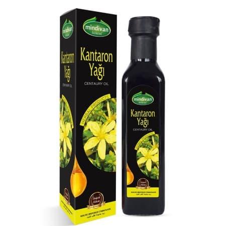 Mindivan Kantaron Yağı 250 ml ürünü