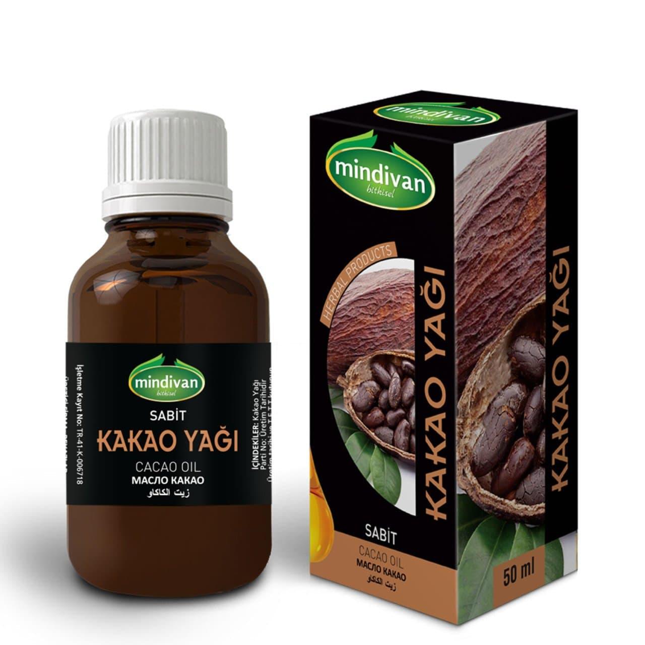 Mindivan Kakao Yağı 50 ml ürünü