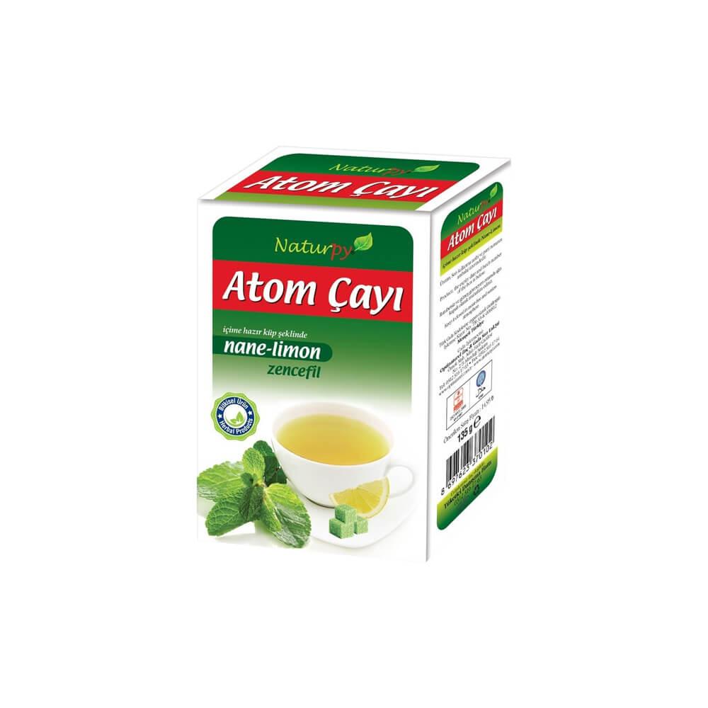 Naturpy Atom Nane Limon Çayı 150 gr ürünü