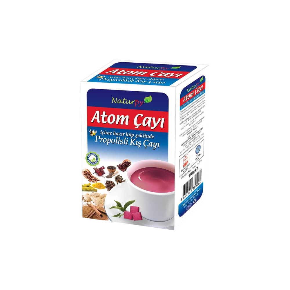 Naturpy Propolisli Atom Kış Çayı 135 gr ürünü