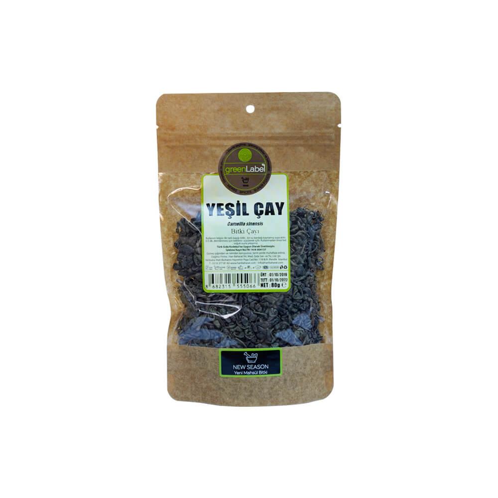 Green Label Yesilçay 80 gr ürünü