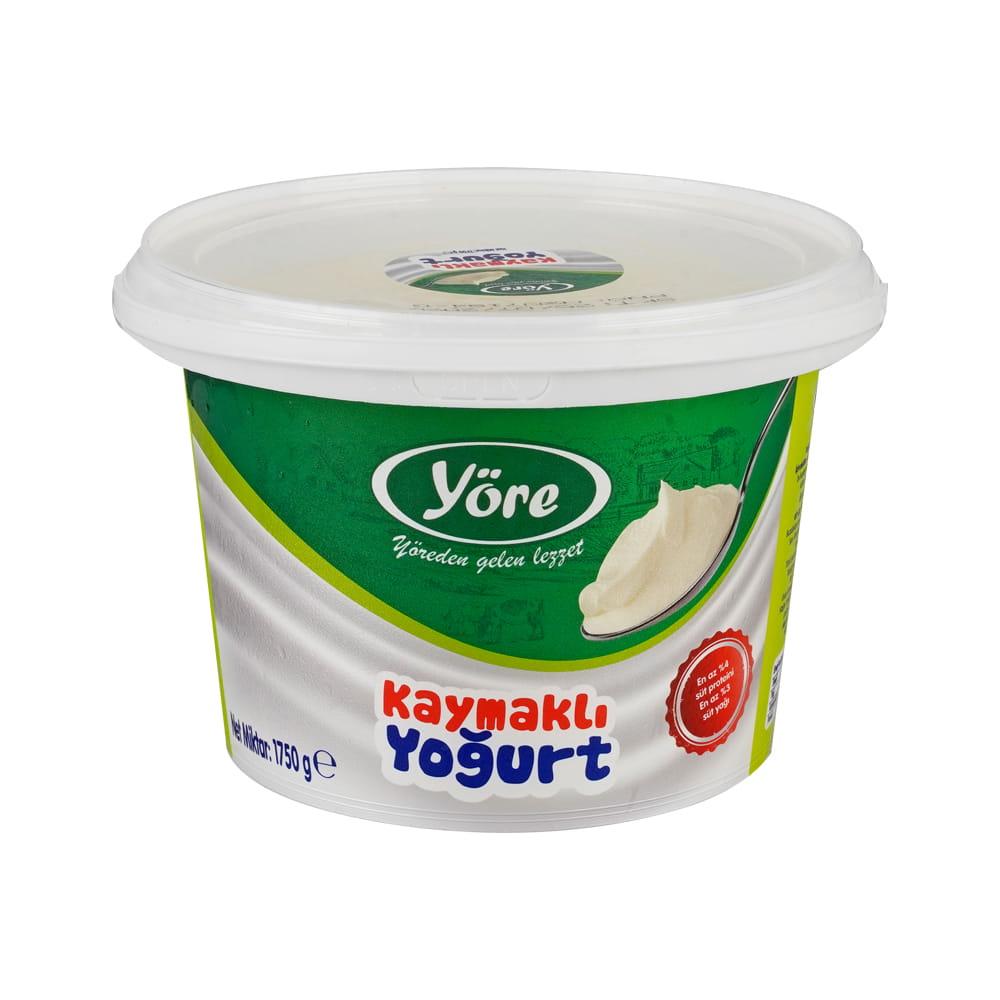 Yöre Kaymaklı Yoğurt 1750 gr ürünü