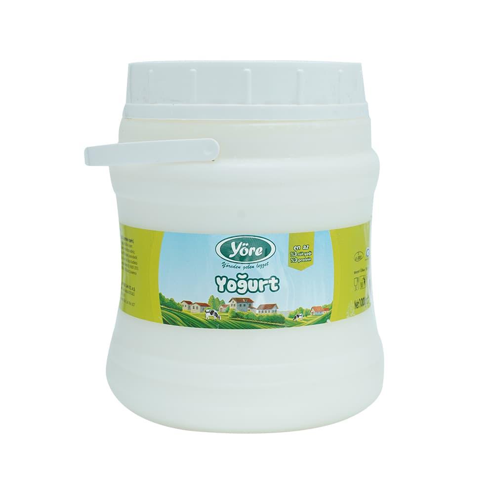 Yöre Köy Yoğurdu 1 kg ürünü