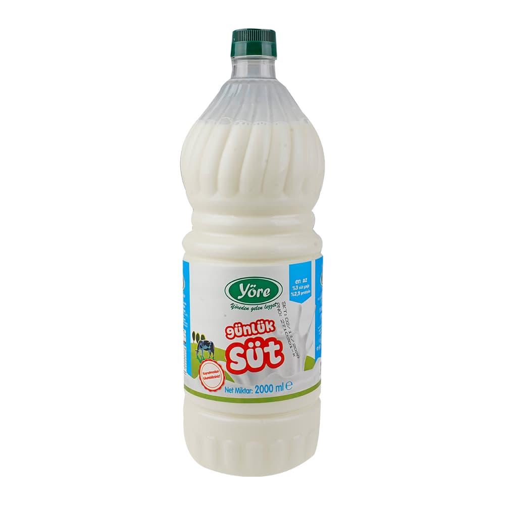 Yöre Günlük Süt 2 lt ürünü