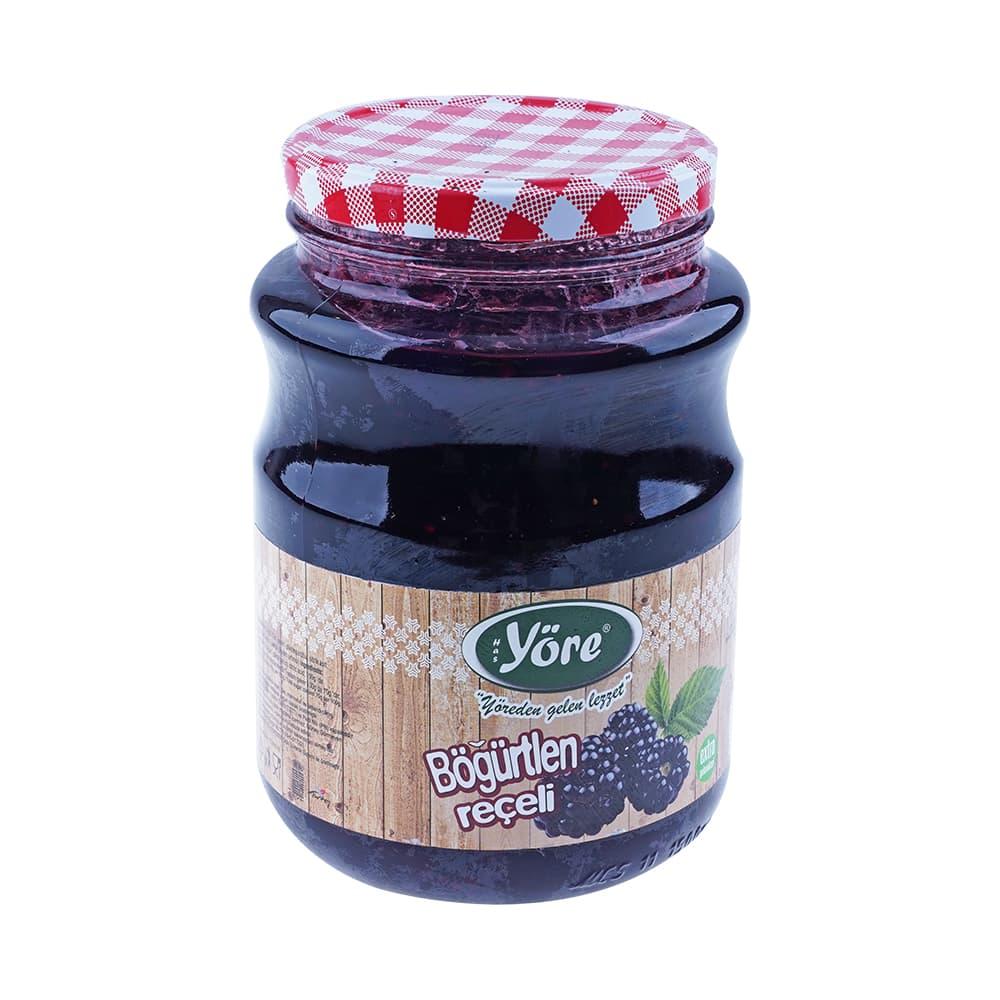 Yöre Böğürtlen Reçeli 1800 gr ürünü