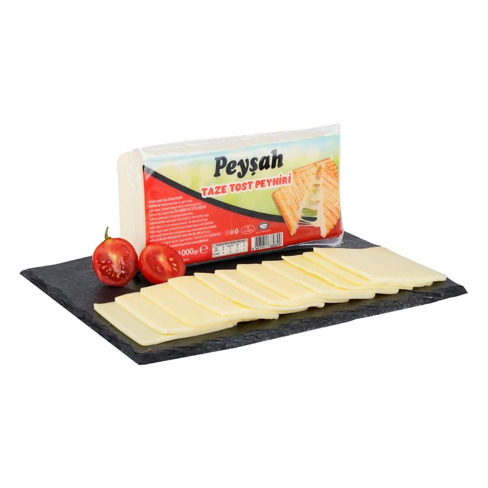 Peyşah Taze Tost Peyniri 1000 gr ürünü