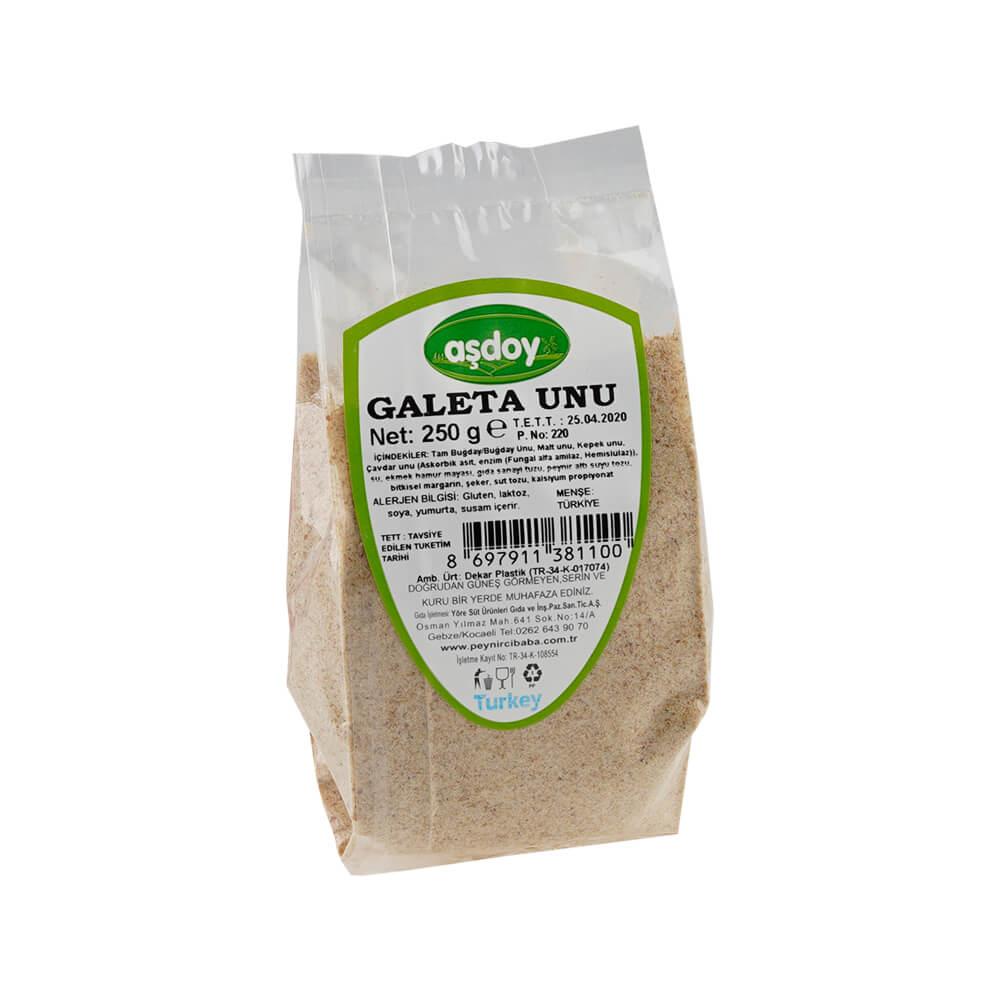 Aşdoy Galeta Unu 250 gr ürünü