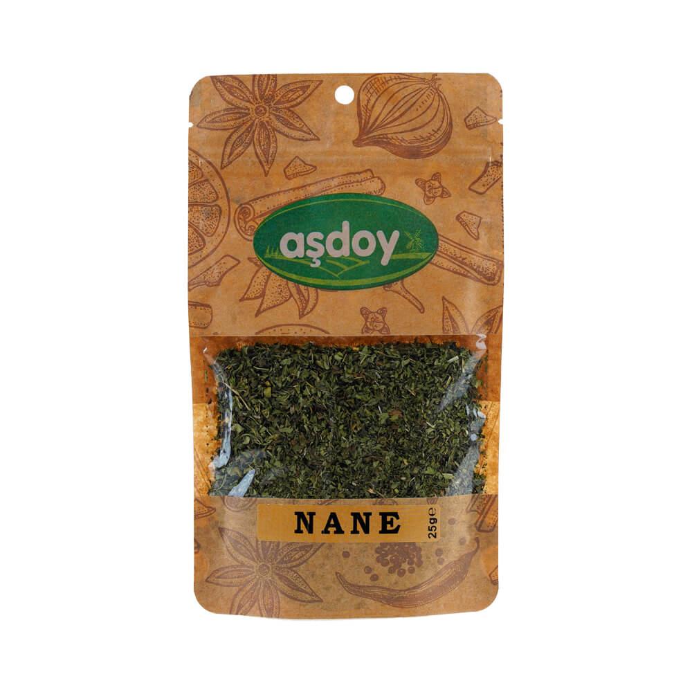Aşdoy Kuru Nane 25 gr ürünü