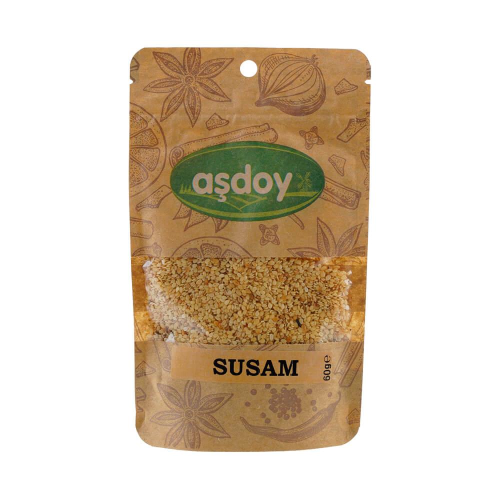 Aşdoy Susam 60 gr ürünü