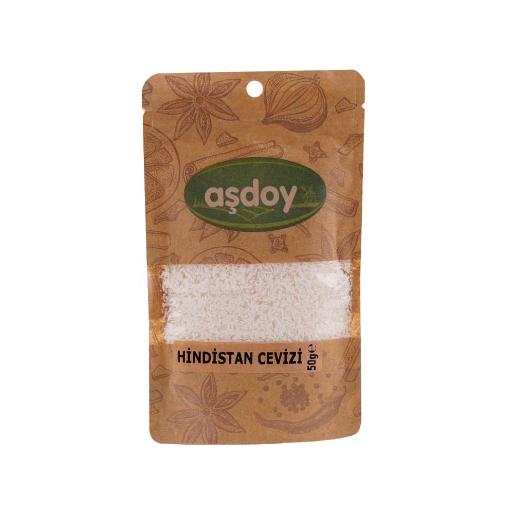 Aşdoy Hindistan Cevizi 50 gr ürünü