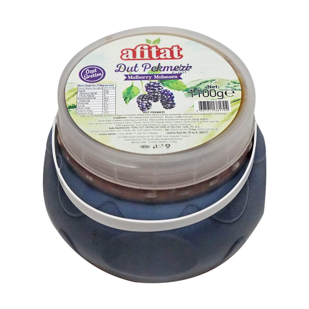 Afitat Dut Pekmezi 1100 gr ürünü