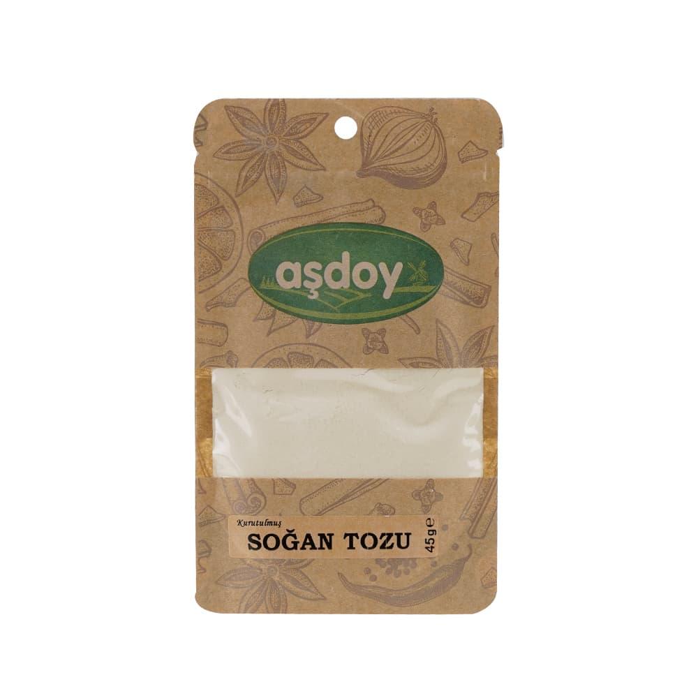 Aşdoy Soğan Tozu 45 gr ürünü