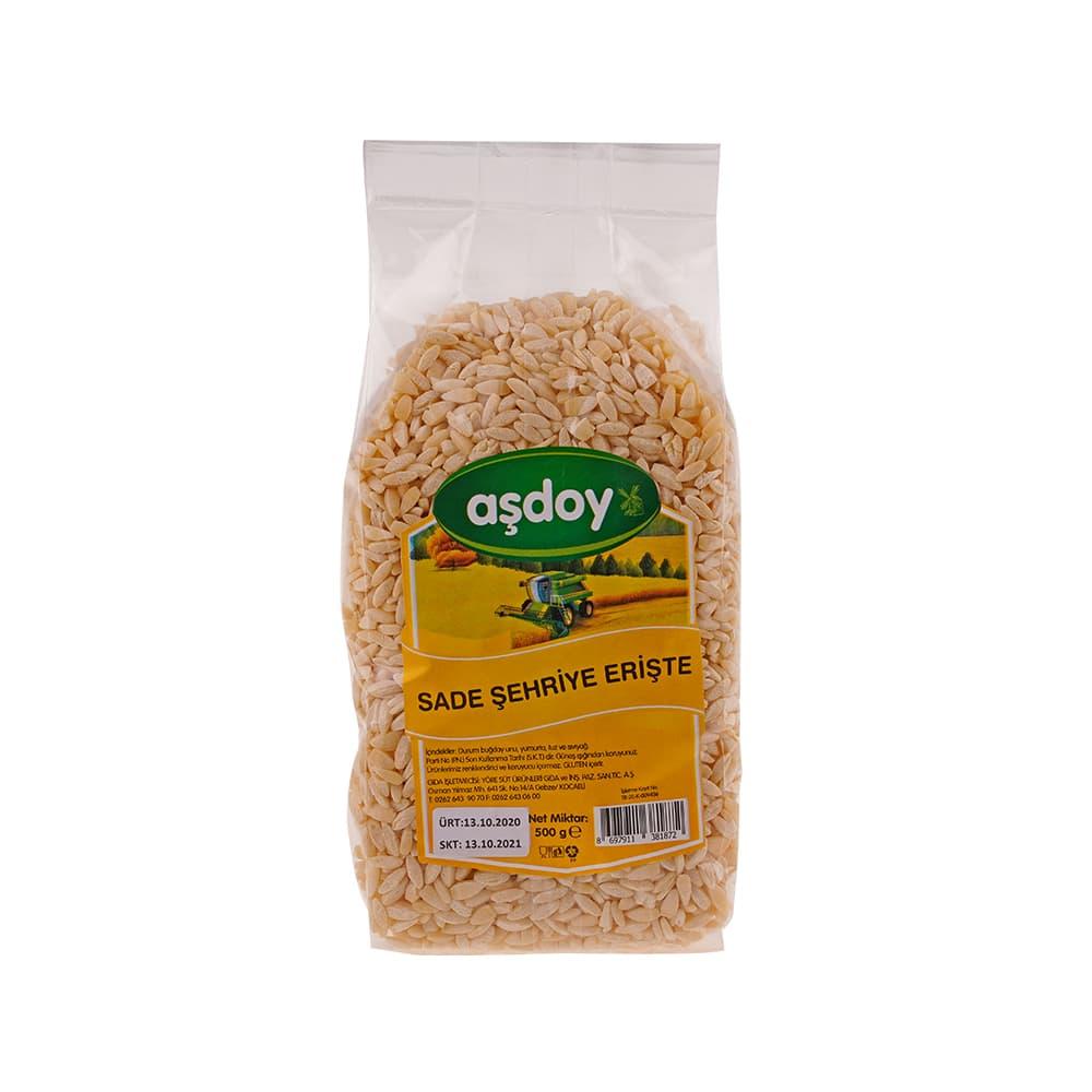 Aşdoy Çorbalık Pilavlık Erişte 500 gr ürünü