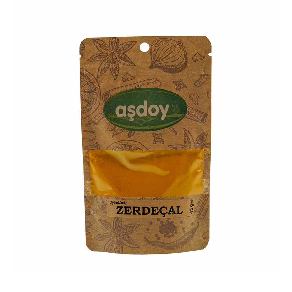 Aşdoy Toz Zerdeçal 45 gr ürünü