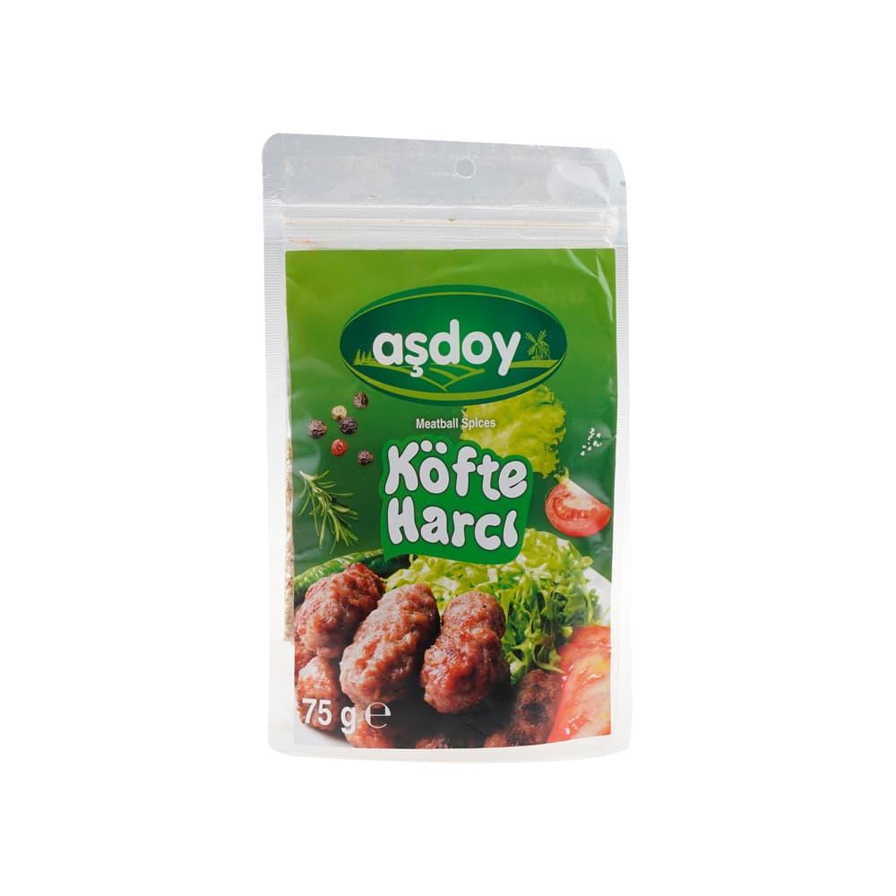 Aşdoy Köfte Harcı 75 gr ürünü