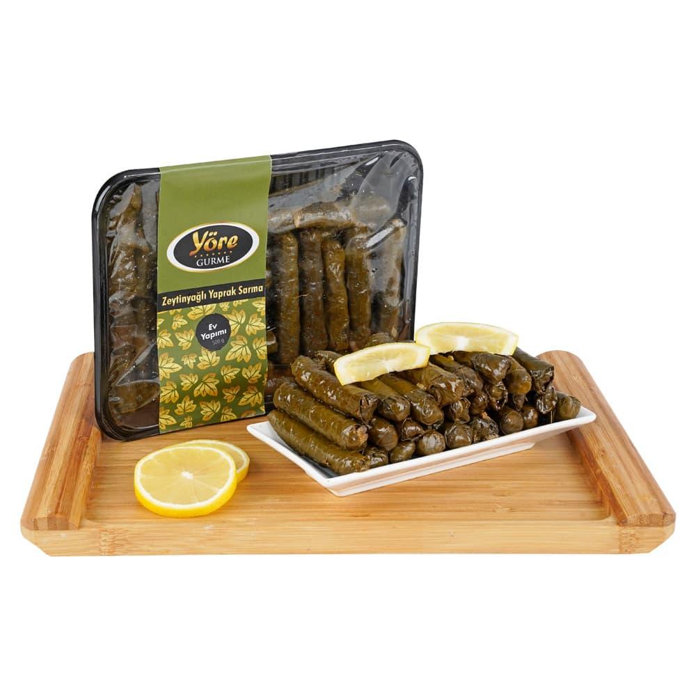 Yöre Gurme Zeytinyağlı Yaprak Sarma 500 gr ürünü