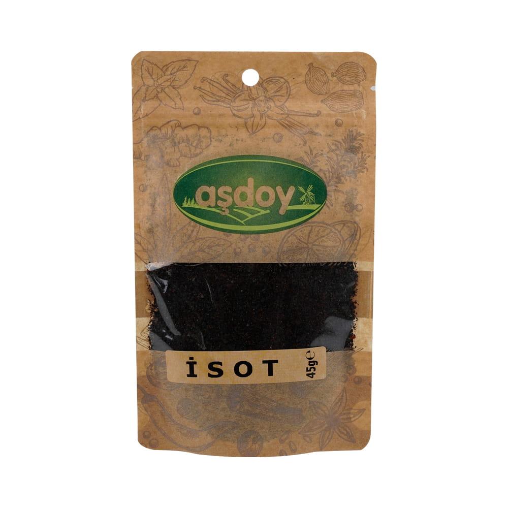 Aşdoy İsot 45 gr ürünü