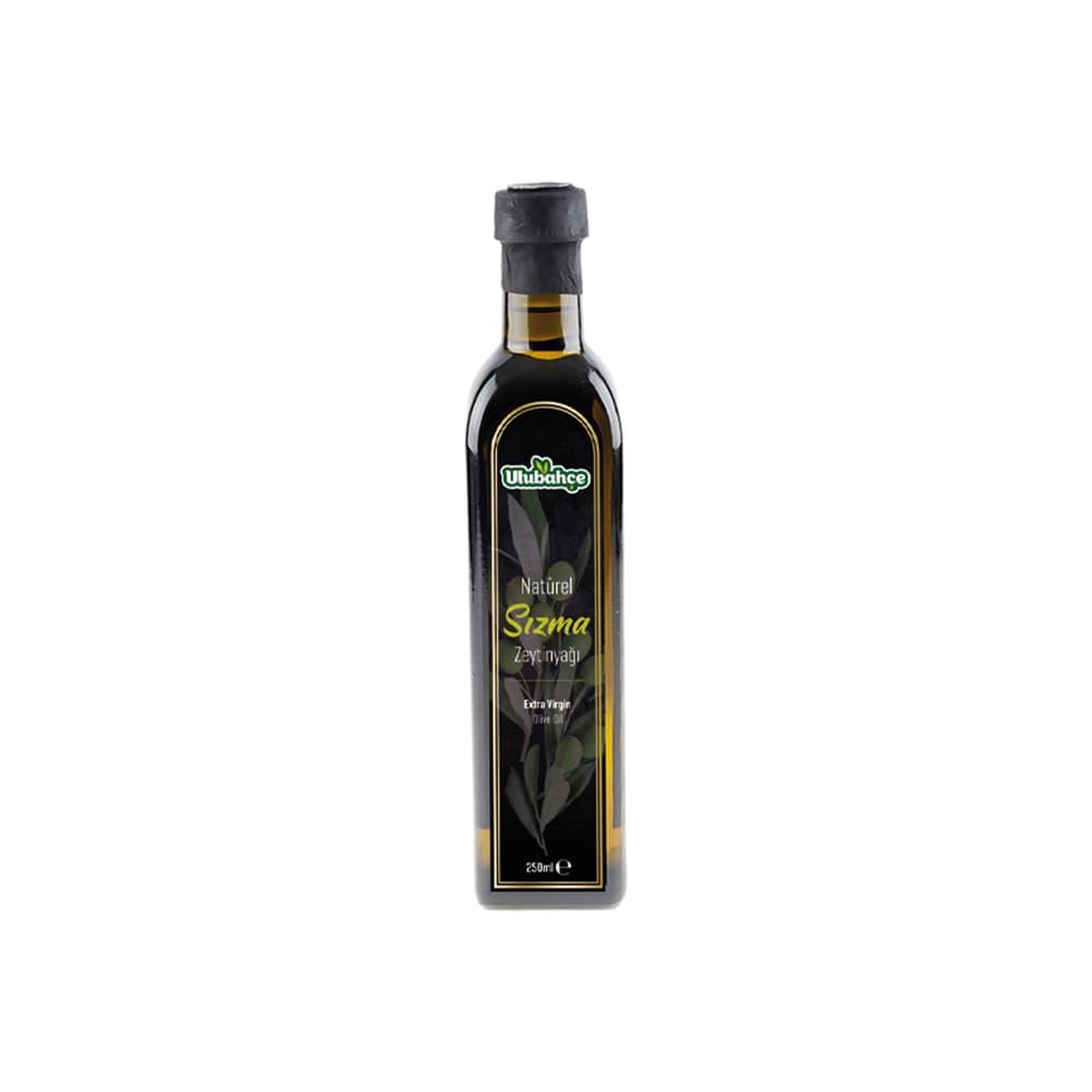 Ulubahçe Natürel Sızma Zeytinyağı Cam Şişe 250 ml ürünü