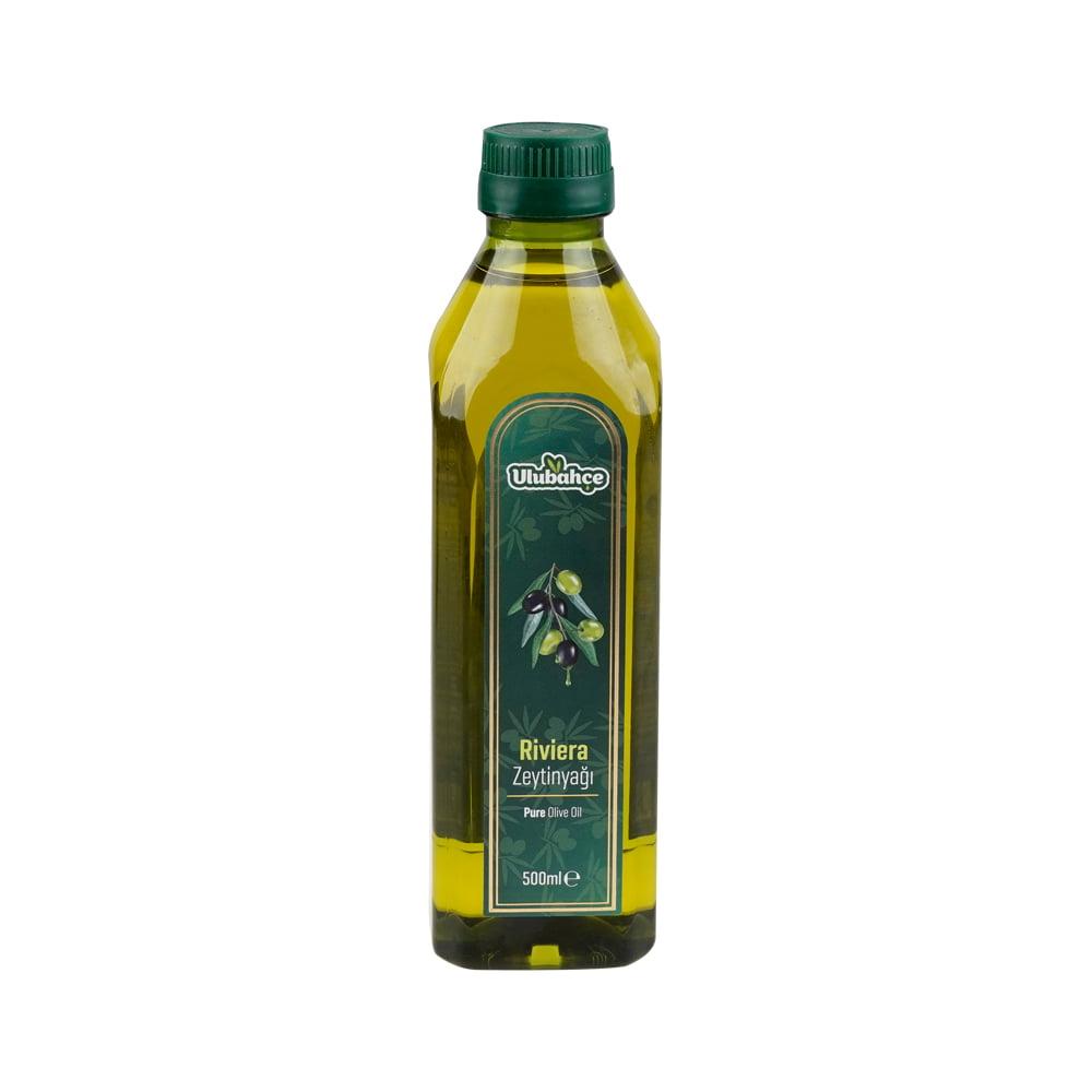 Ulubahçe Riviera Zeytinyağı 500 ml ürünü