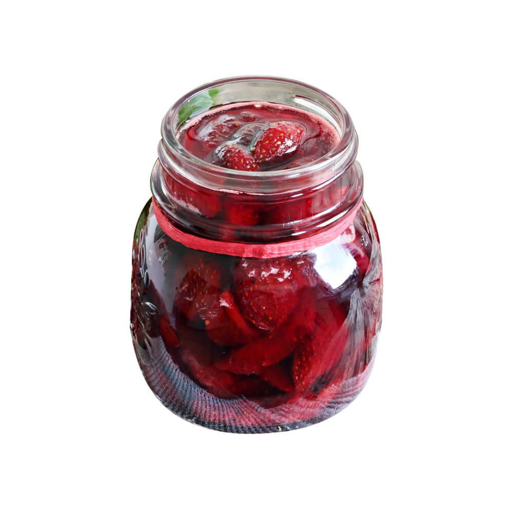 Yöre Çilek Reçeli 380 gr ürünü
