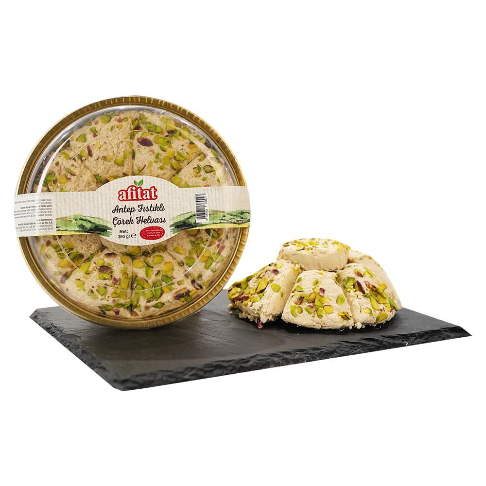 Doyca Antep Fıstıklı Çörek Helvası 350 gr ürünü