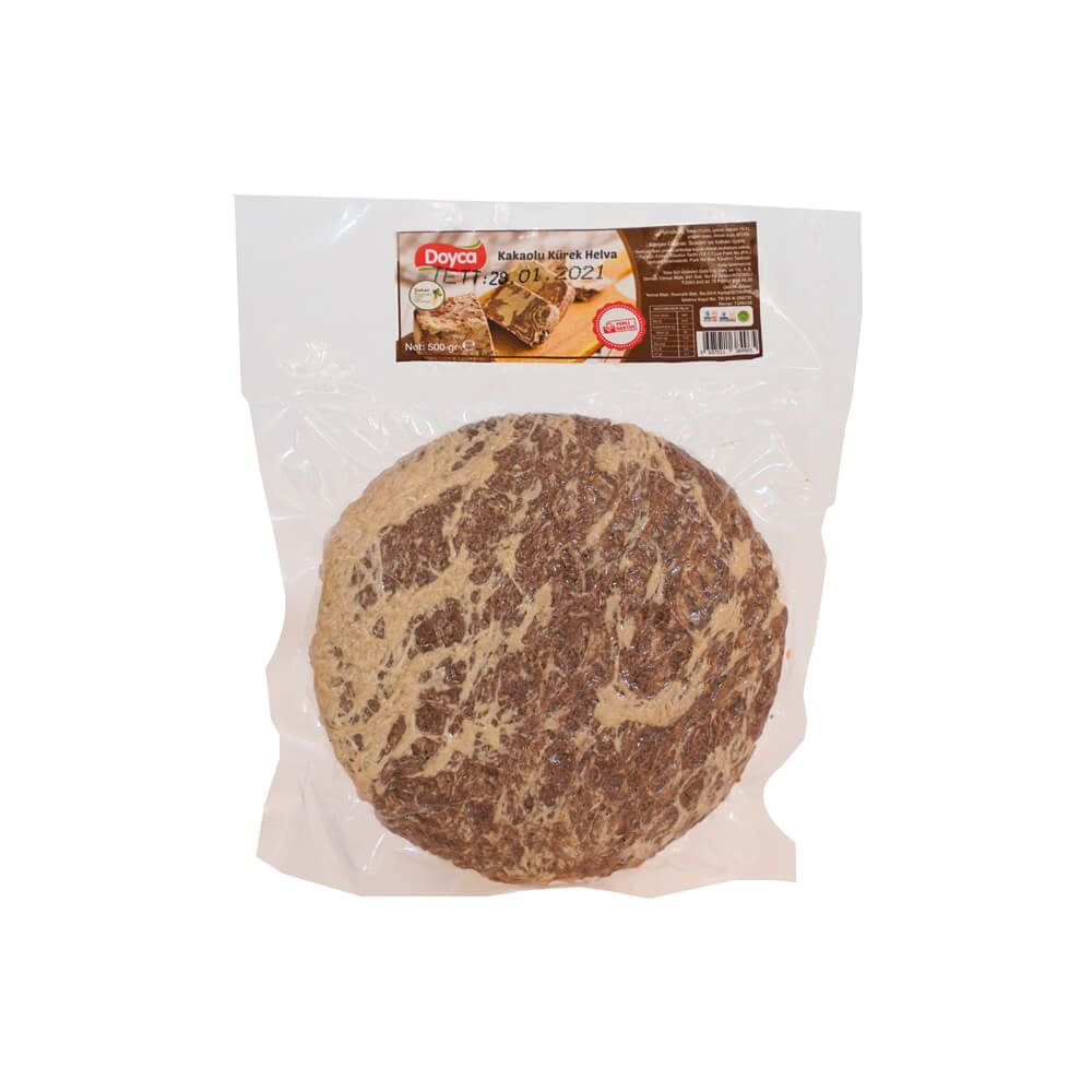Doyca Kakaolu Kürek Helvası 500 gr ürünü