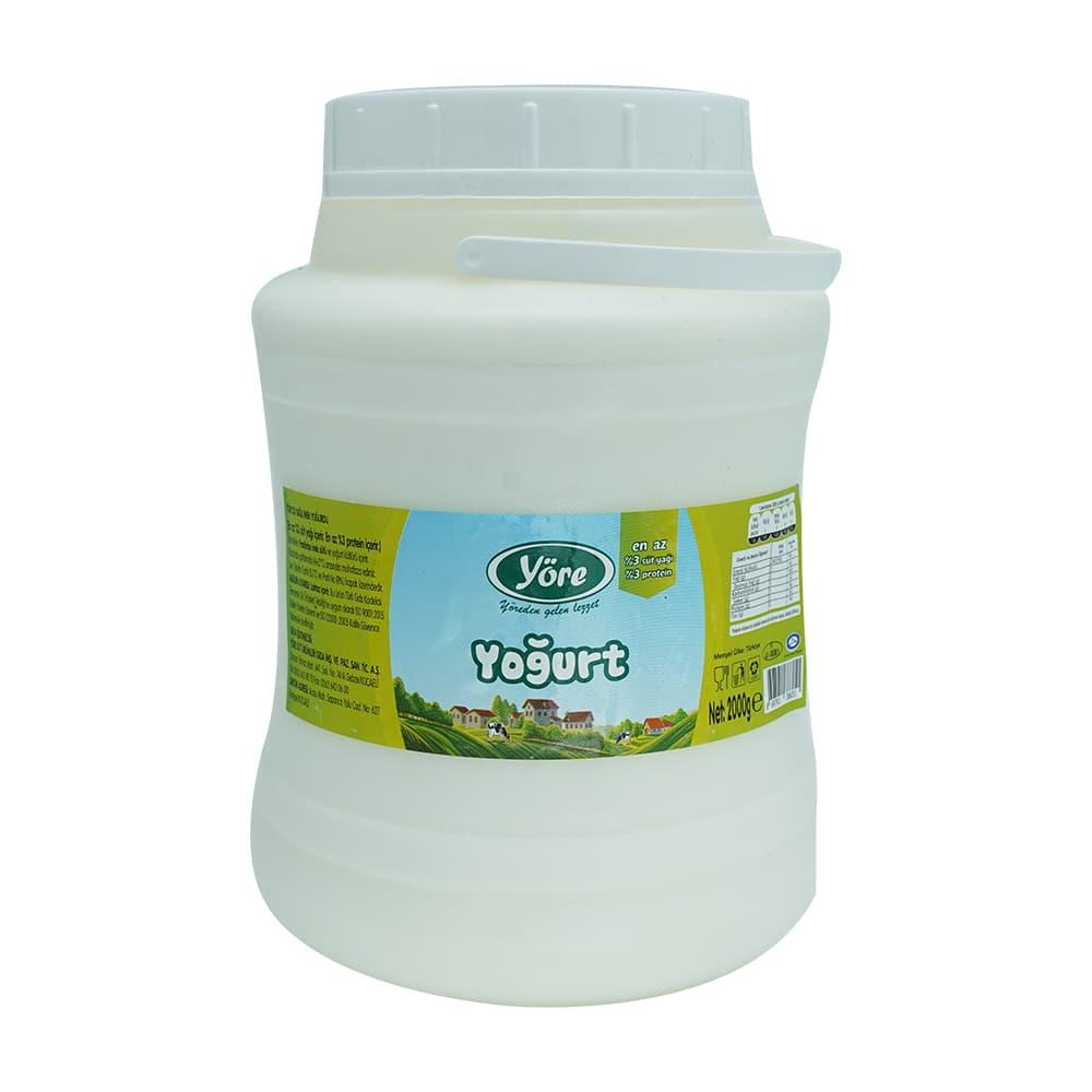 Yöre Köy Yoğurdu 2 kg ürünü