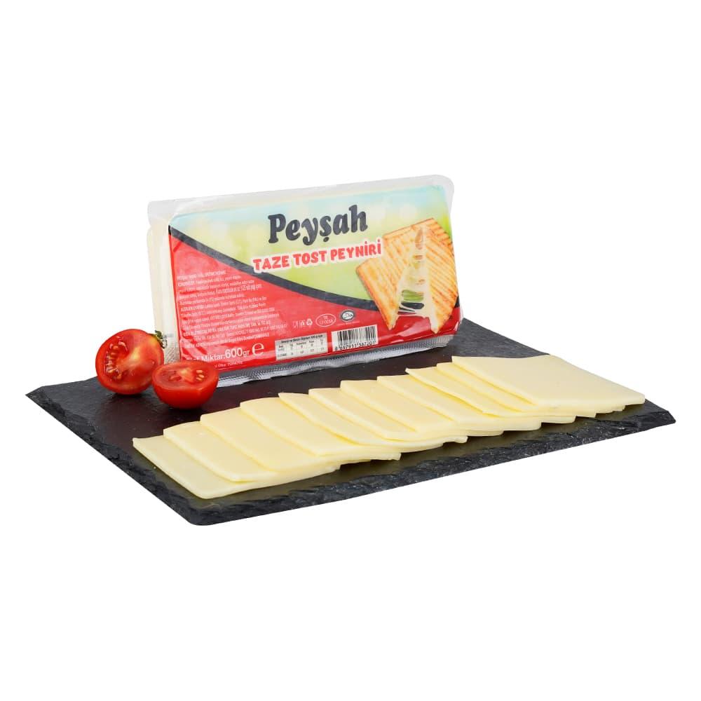 Peyşah Taze Tost Peyniri 600 gr ürünü