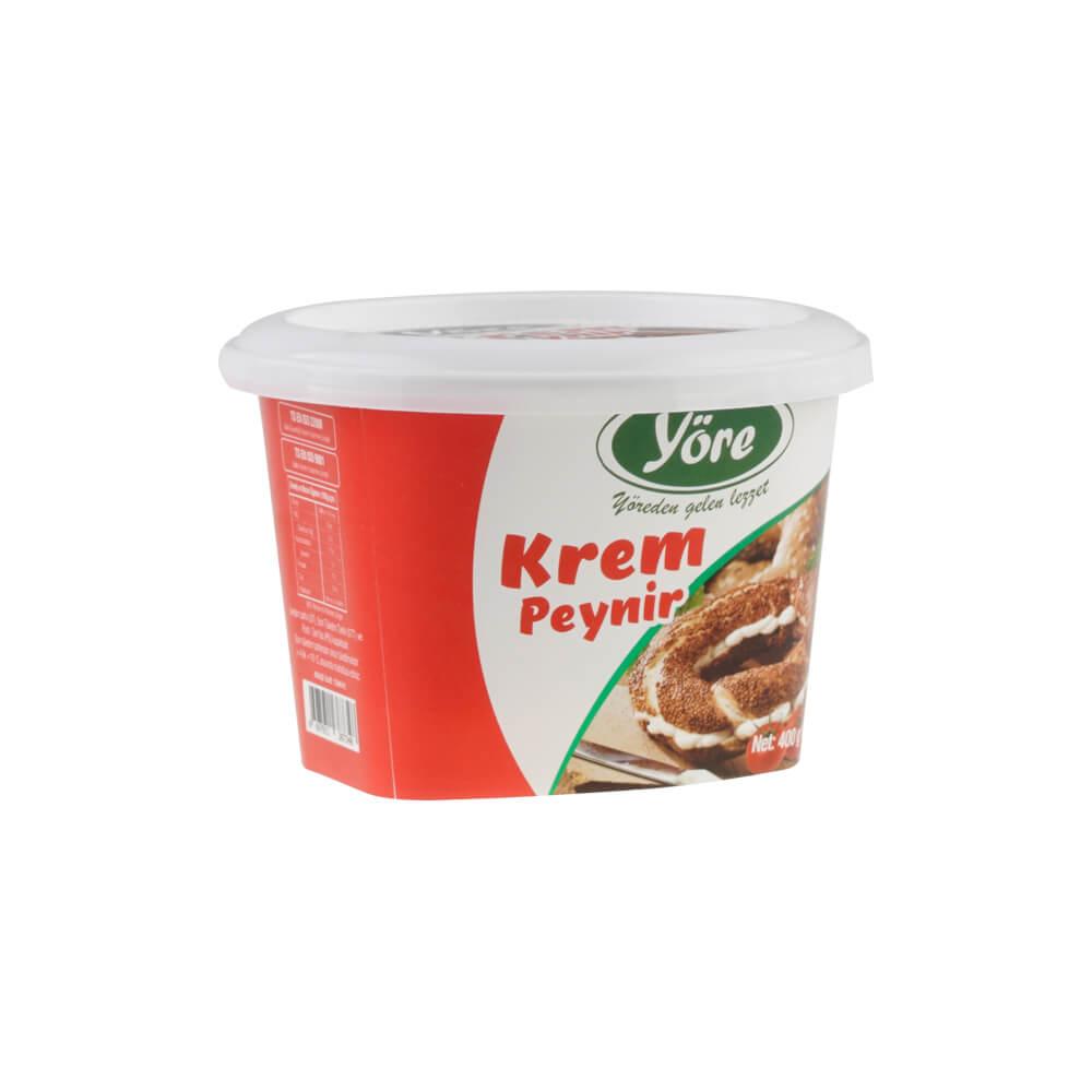 Yöre Krem Peynir 400 gr ürünü