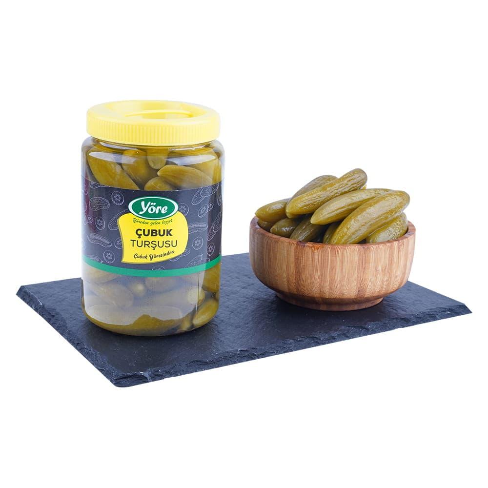 Yöre Çubuk Salatalık Turşusu 500 gr ürünü