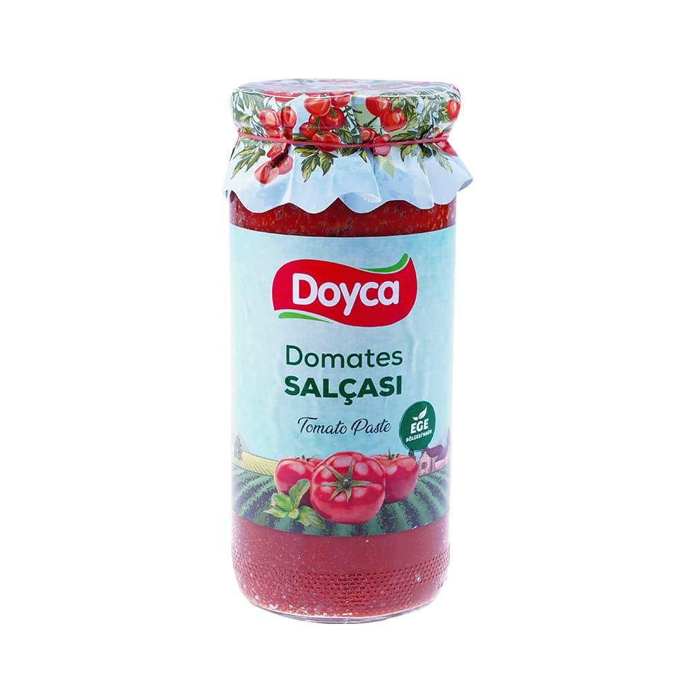 Doyca Domates Salçası 500 gr ürünü