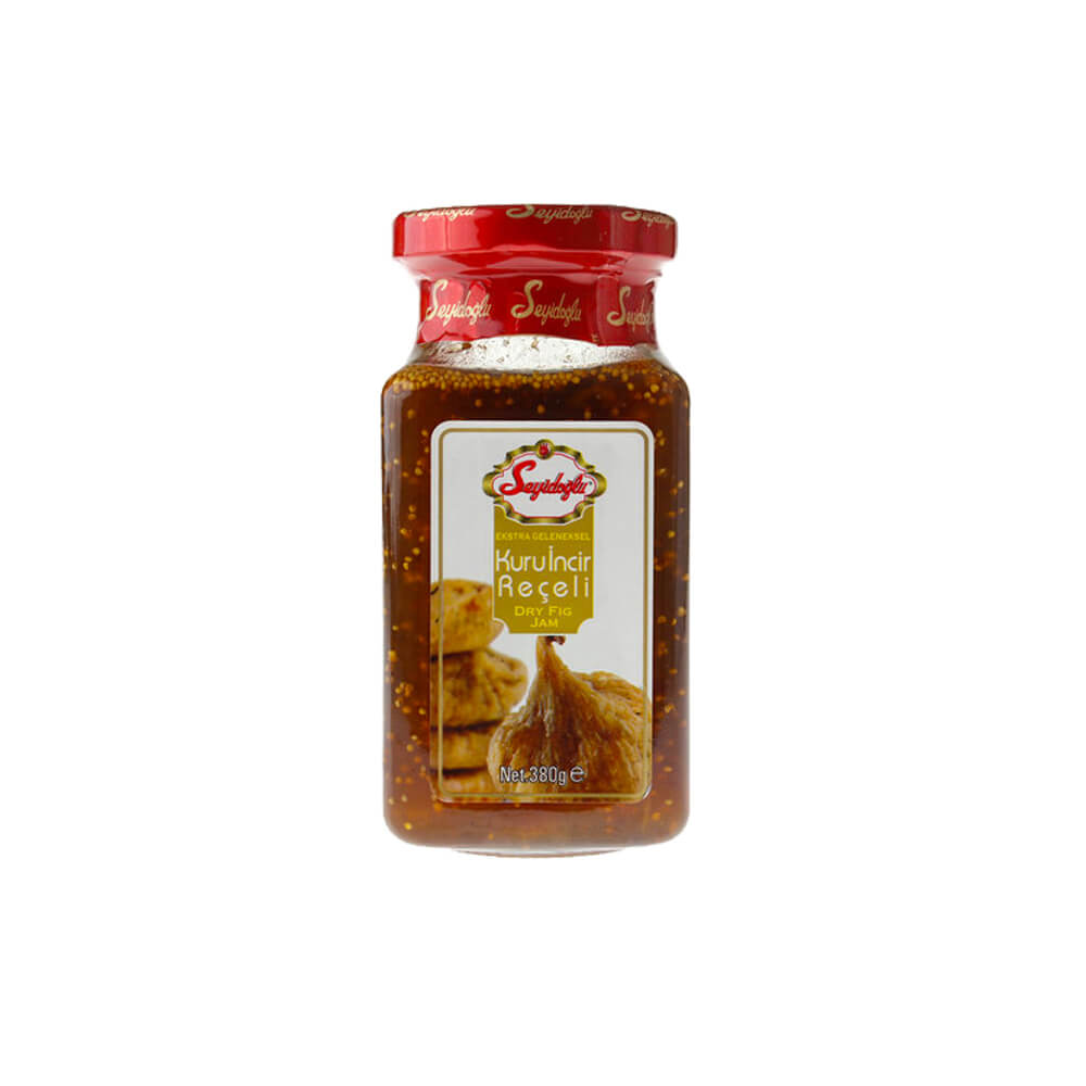 Seyidoğlu Kuru İncir Reçeli 380 gr ürünü