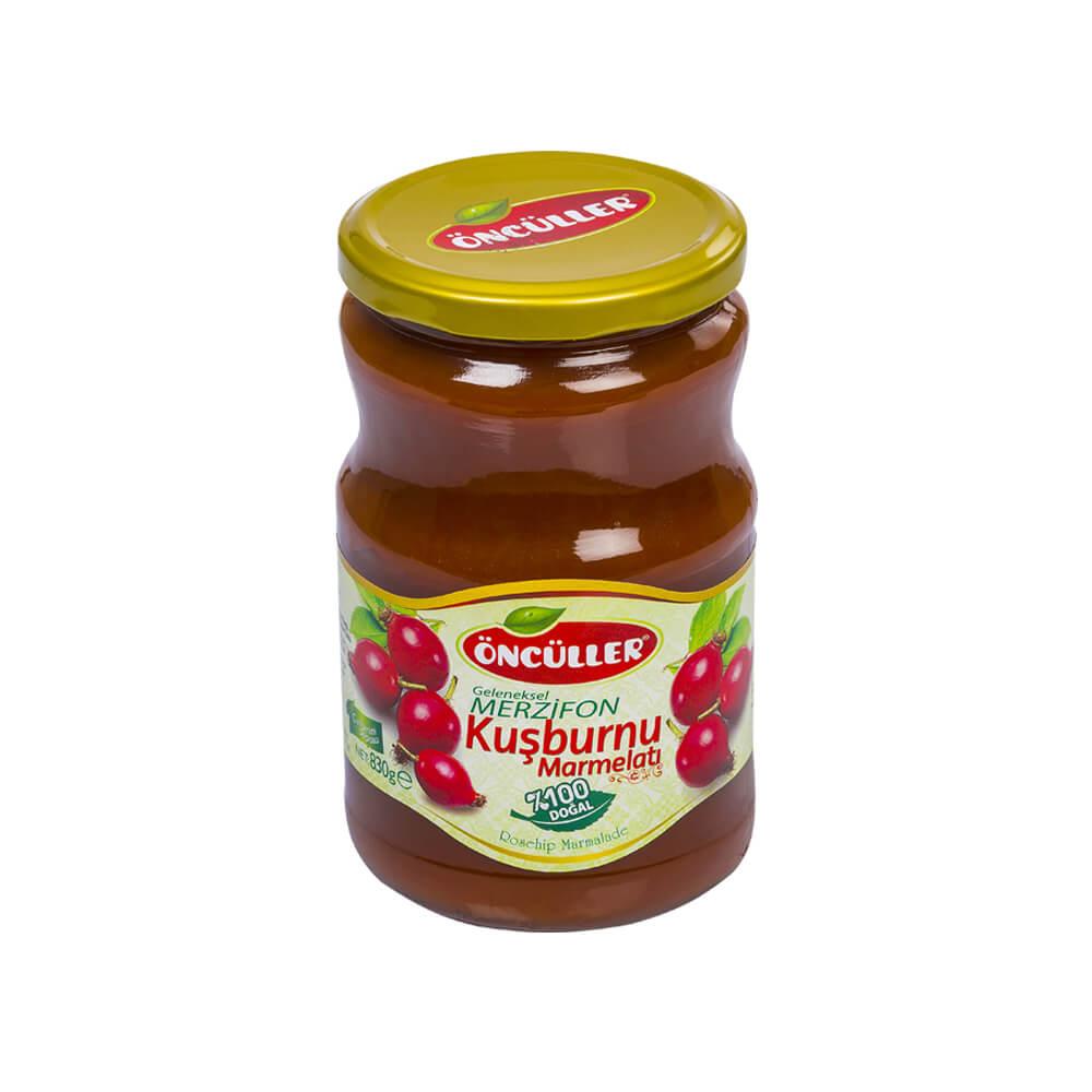 Öncüller Kuşburnu Marmelatı 830 gr ürünü