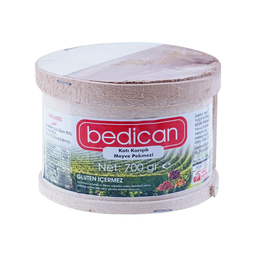 Bedican Katı Pekmez 700 gr ürünü