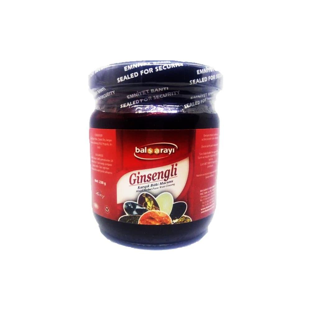 Balsarayı Ginsengli Bitki Macunu 230 gr ürünü